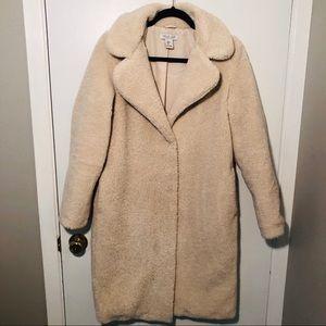 Rachel Zoe- Teddy Bear Coat, small